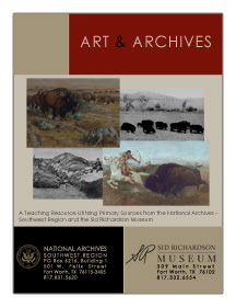 Art and Archives - Painting Analysis Worksheet